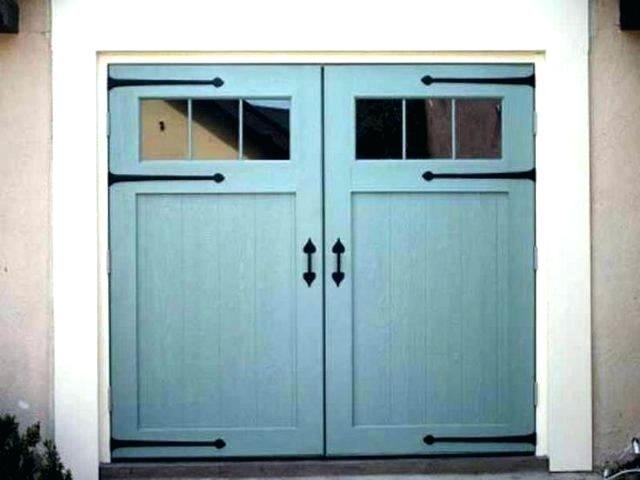 Convert Garage Door To French Door High Lift Garage Door French Doors For Photo 1 Of 5 Alternatives Bedroom Furn Garage Doors Garage Door Design Carriage Doors