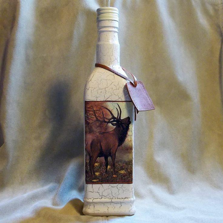 Poľovnícka fľaša Lovecká sezóna II