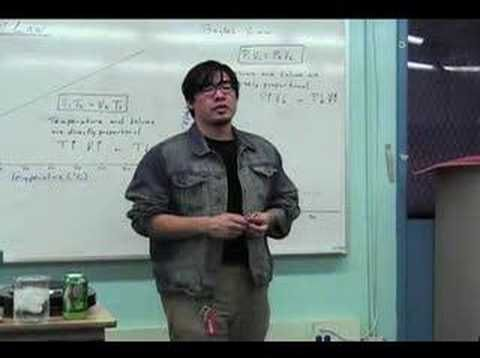 ▶ 3 Chemistry Gas Laws: Boyle's, Charles', and Gay-Lussac - YouTube