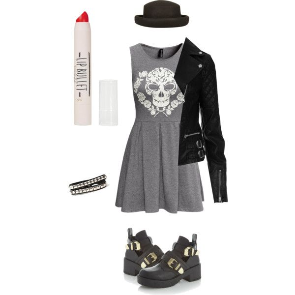 Cute Rebel grunge outfit | Grunge Outfits | Pinterest