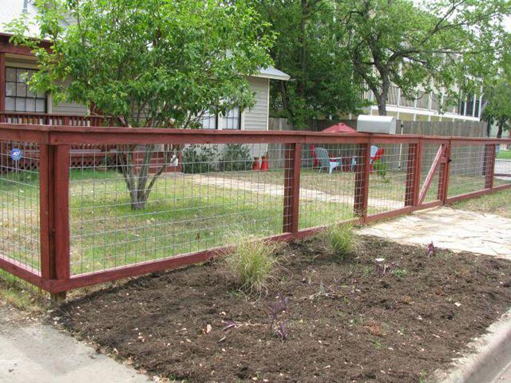 Nashville Fence Amp Deck Midcentury Modern Curb Appeal