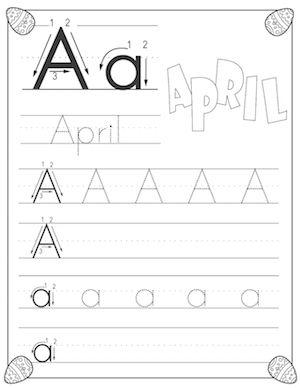 Peste 1000 de idei despre Letter Tracing Worksheets pe Pinterest ...