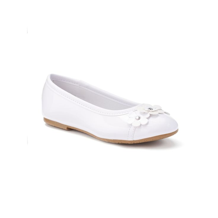 Rachel Shoes Melody Girls' Ballet Flats, Girl's, Size: 13, Natural