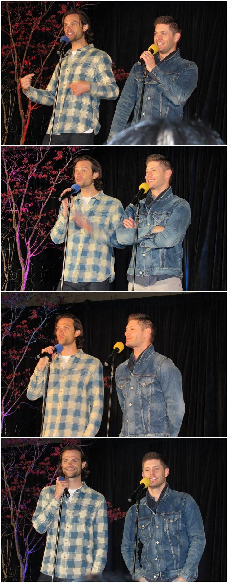 108 best seacon2015 i was there images on pinterest jensen jared and jensen d kristyandbryce Images