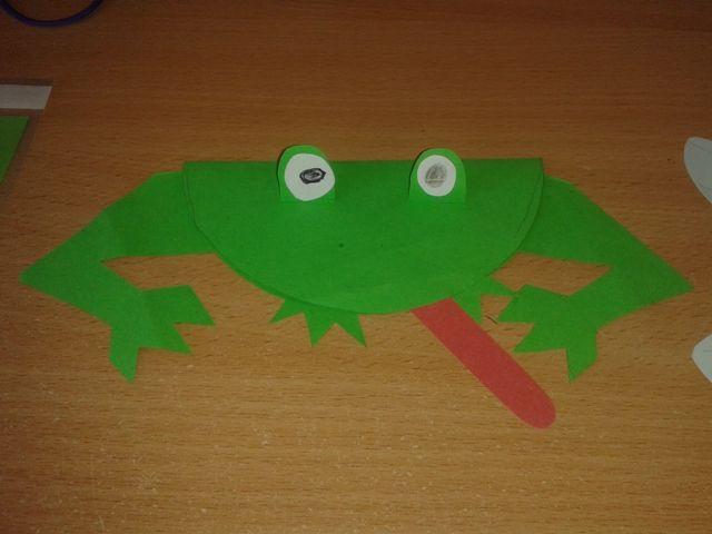 frog - žába