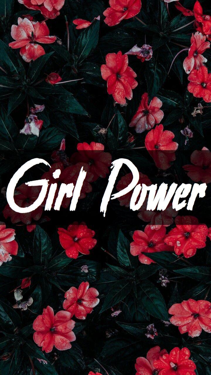 Girlpower Feminism Wallpaper Lockscreen Background Tumblr