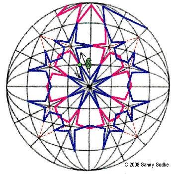 Temari Pattern 99SS07 instructions