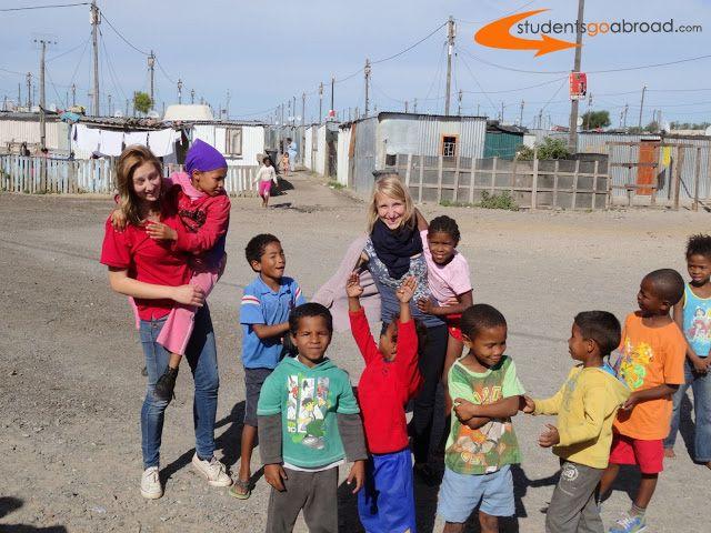 #Volunteering in #CapeTown
