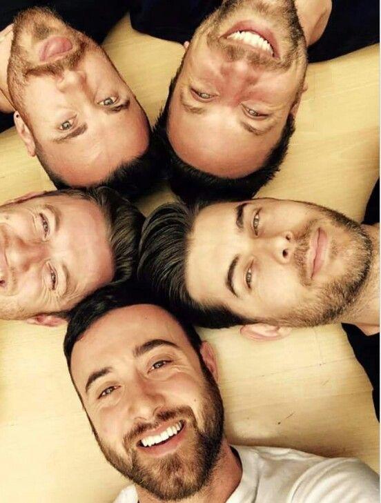 Gorgeous Guys :-)