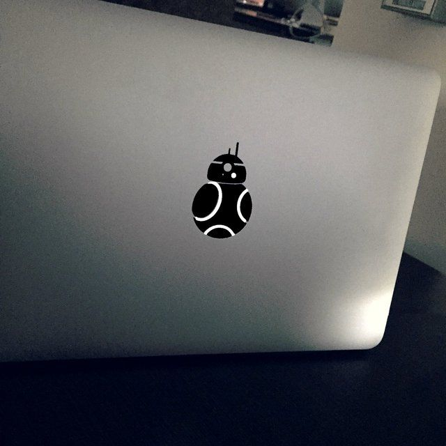 Handcrafted Macbook Decal This decal fits all Macbook / Macbook Pro/ Macbook  Air models in