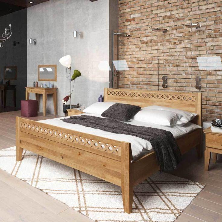 Die besten 25+ Schlafzimmer massivholz Ideen auf Pinterest - schlafzimmer massiv komplett