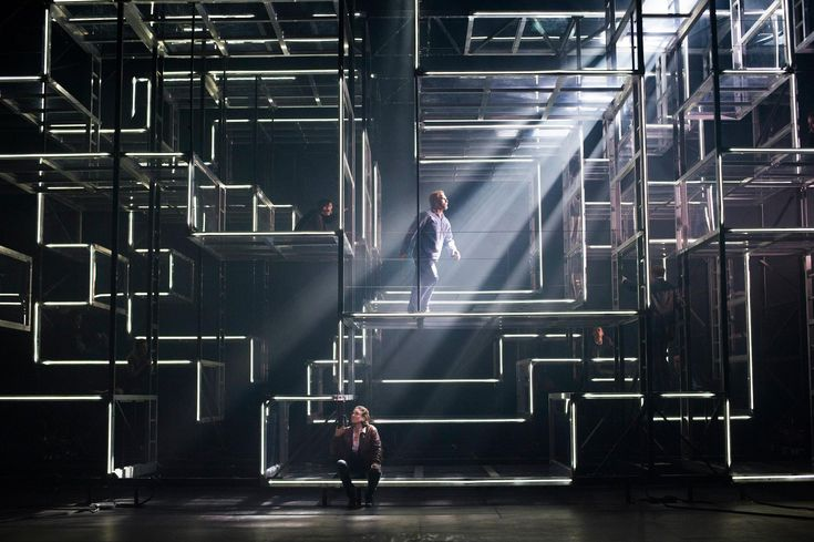 Fidelio, London Coliseum. An English National Opera production. Directed by Calixto Bieito. Conducted by Edward Gardner. ©Tristram Kenton