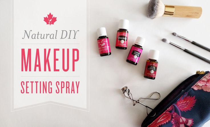 The last thing you want after applying your makeup is to have it smudge, slide or melt off your face after a few hours. A good makeup setting spray is often the unsung hero in your makeup routine and an essential step to lock in your look from morning to night.  With just three natural ingredients at home, you can create and customize your own ...
