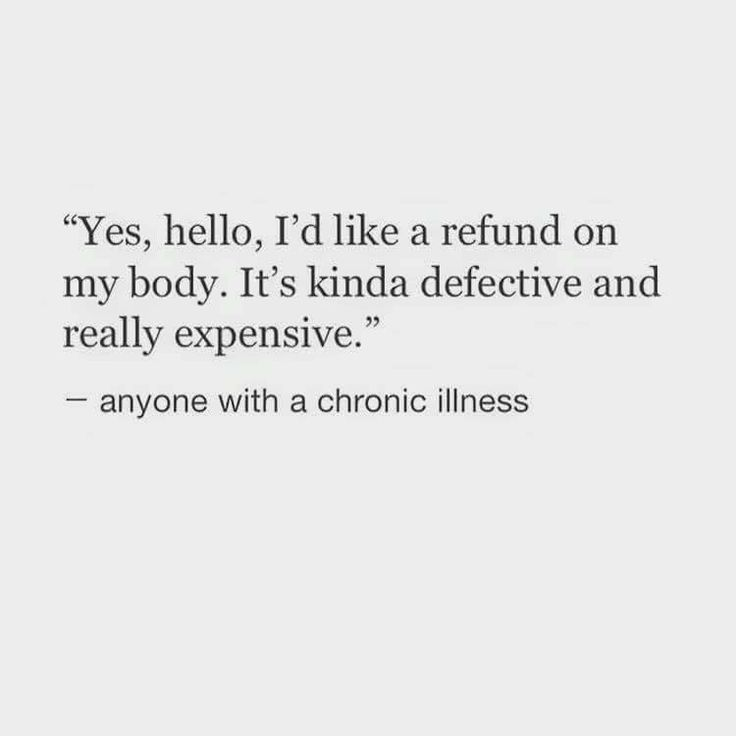 Life with chronic illness & pain                                                                                                                                                     More