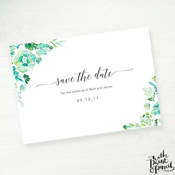 We are currently adding save the date cards to some of our favourite collections 🙌