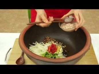 백김치 담그는방법! 고깃집 백김치 레시피 - YouTube