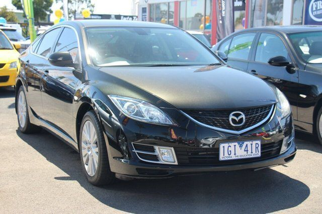 2009 Mazda 6 Classic Used Hatchback car for sale in Melbourne