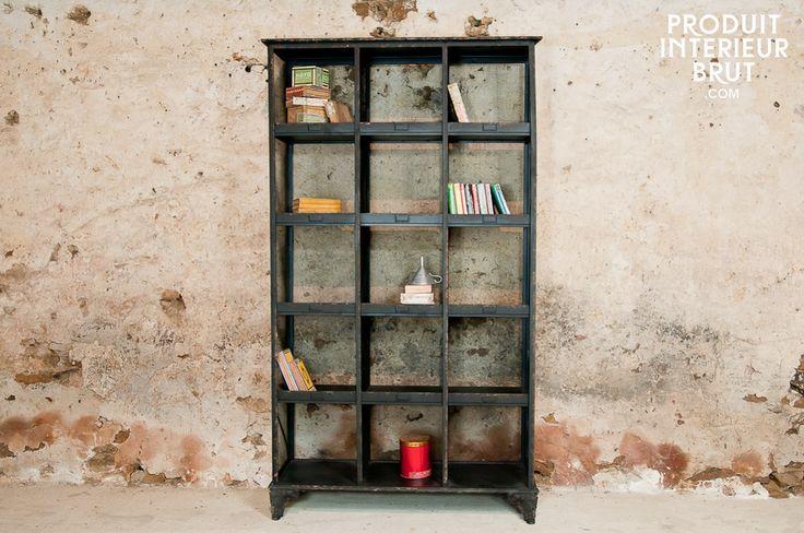 677€ metall mesh regal für Bücher