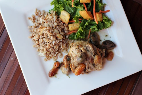 Stefania's Braised Chicken | Recipe | Braised Chicken, Chicken With ...