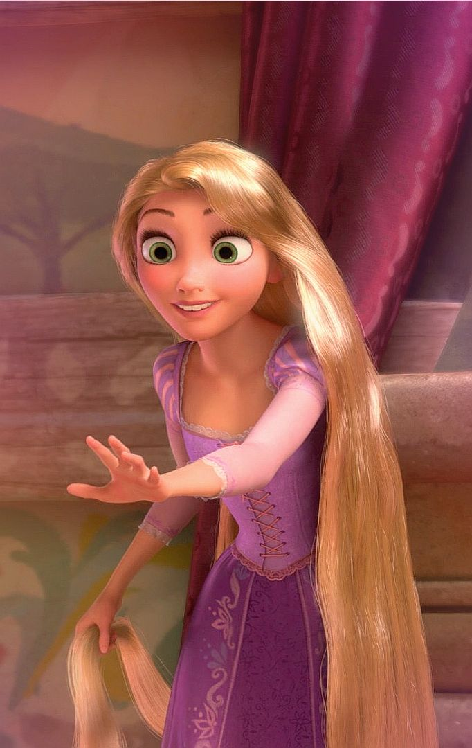 Rapunzel Art References Disney Tangled Pinterest