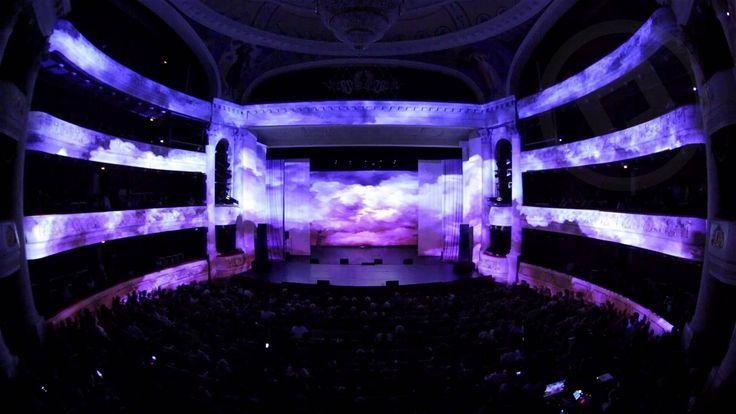 Танцевально-Мультимедийное шоу. 80-летие Саратовского НПЗ. #DreamLaser #3Dmapping #dance #multimedia #show #videomapping #mapping #projection #show