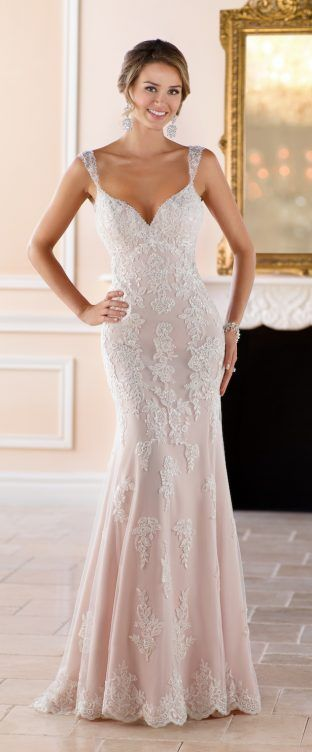 Wedding Dress by Stella York Spring 2017 Bridal Collection-6371F Stella York
