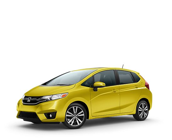 2016 Honda Fit Subcompact   Official Site