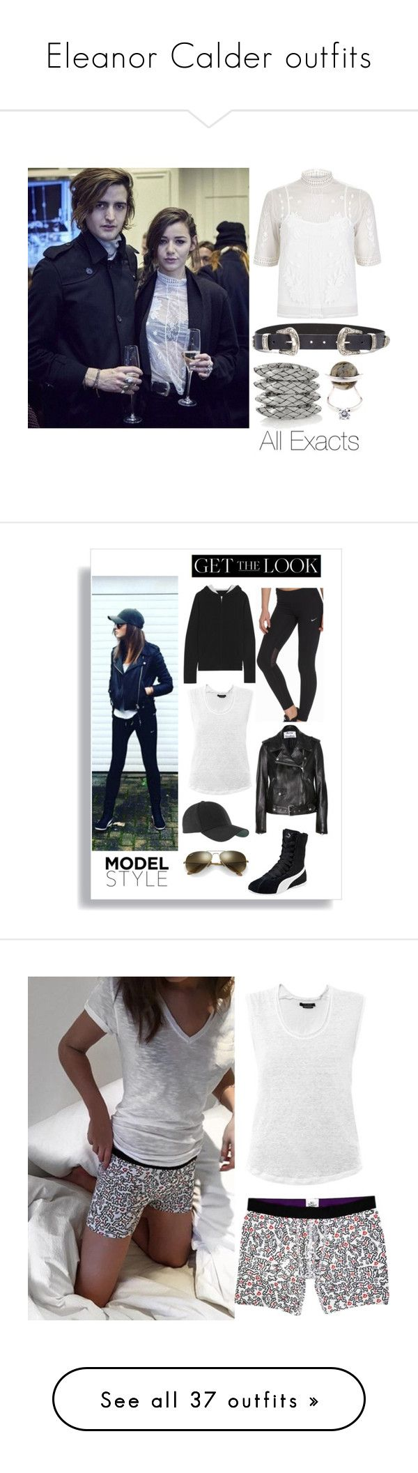 """Eleanor Calder outfits"" by manakda ❤ liked on Polyvore featuring ASOS, River Island, Bottega Veneta, Fendi, women's clothing, women, female, woman, misses and juniors"