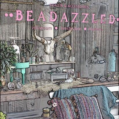 Beadazzled-Hilversum. Beadstore in Hilversum, the Netherlands.