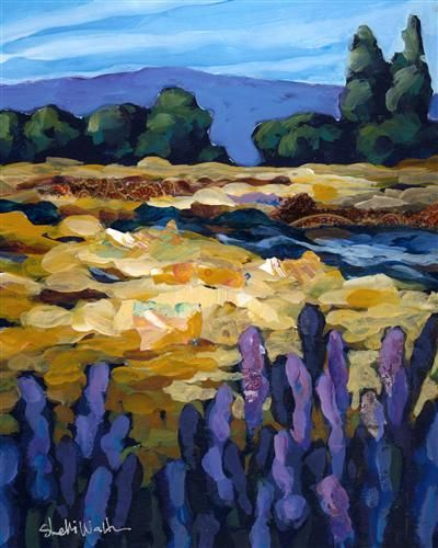 Fall Creek by Shelli Walters