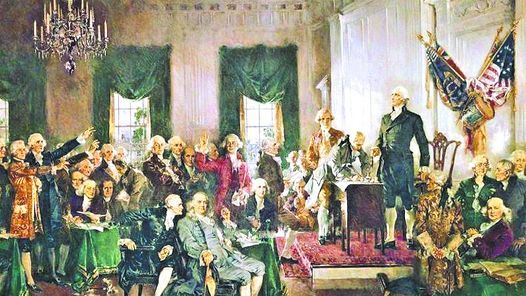 Padres fundadores. La sabiduría de los próceres estadounidenses, otra falacia según Bentham.