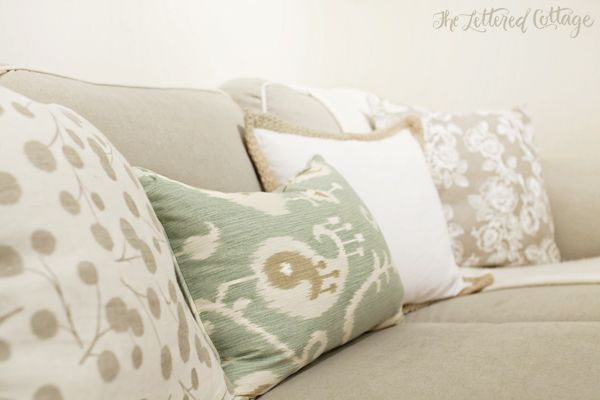 Throw Pillows At Tj Maxx : 1000+ images about Room Makeovers on Pinterest Caves, Painted Books and Quote Art