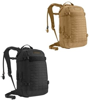 H.A.W.G 3L Military Hydration Pack -  : CamelBak    A tough, medium sized cargo pack. This pack is a favourite of the Navy SEALS. If it's tough enough for them, it's tough enough for anybody.