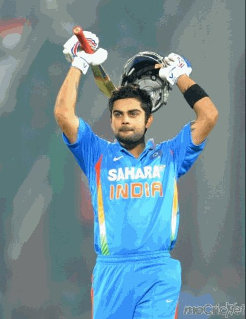 At 25, Virat Kohli has already achieved more on the cricket field than most do in their entire careers. Check out his exclusive pictures on http://mocricket.com/