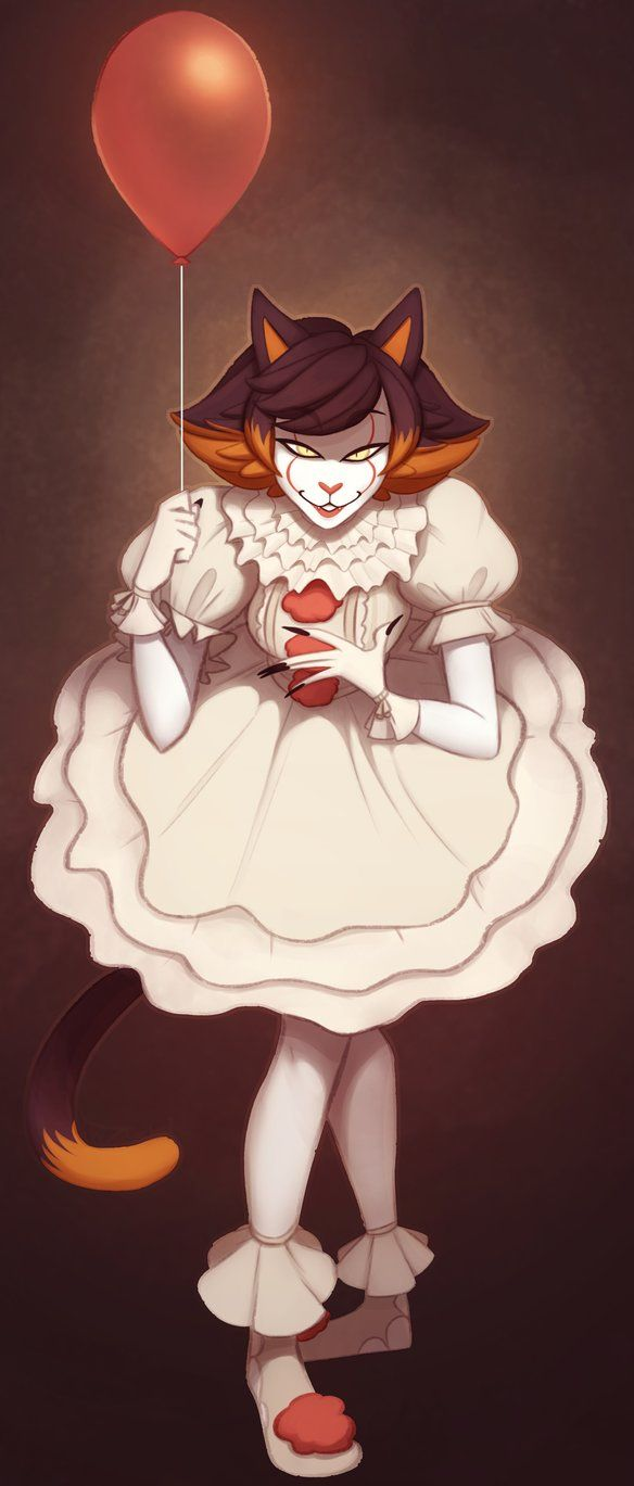 Cm Quannywise Speedpaint By Thezodiaclord Deviantart Com On Deviantart Pennywise Meninas Amazing