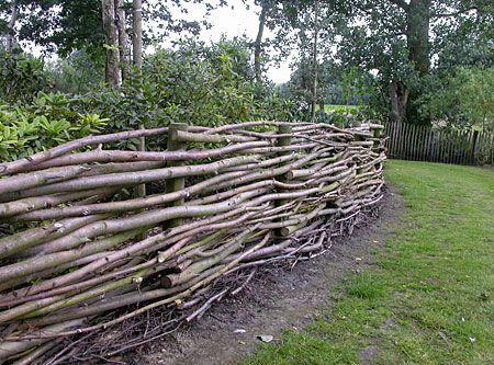 Tuin aanleggen » Blog Archive » Milieuvriendelijke tuinafsluitingen