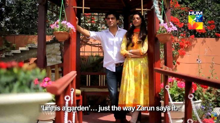 Zindagi Gulzar Hai: Life's a Garden.