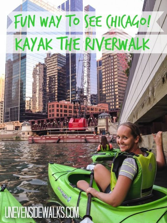 Chicago Kayaking