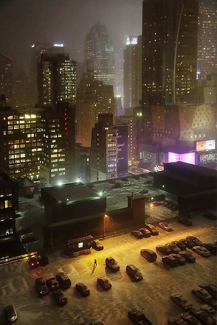 New York by Christophe Jacrot