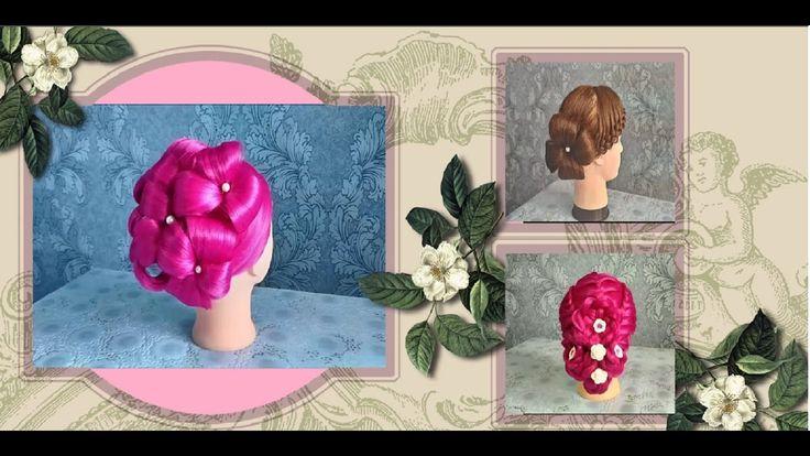 3 wedding hairstyles  Updos for long medium hair tutorial   3 свадебные ...Видео 1 https://youtu.be/UzA8UIBUGpM Видео 2 https://youtu.be/vnumnfSqupo Видео 3 https://youtu.be/lLkR2GDuOyw
