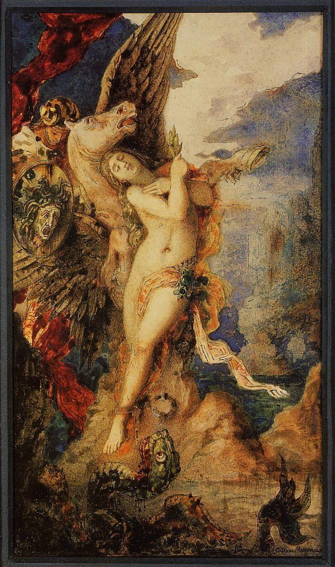 L'art magique: Gustave Moreau