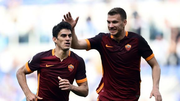 Edin Dzeko Could Be on His Way to Liverpool If Roma Sign Chief Target
