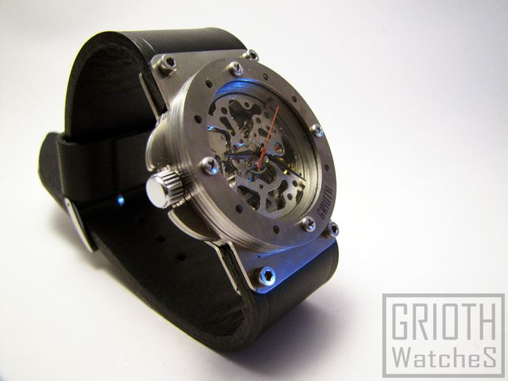 B-Quick Rally Watch by GRIOTH