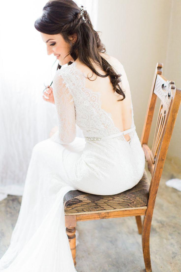 Elegant Colourful Wedding by Genevieve Fundaro | SouthBound Bride