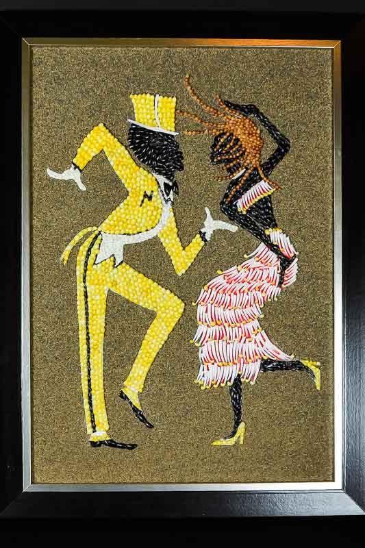 349 best seashell art works made by alla baksanskaya in for Seashell mosaic art