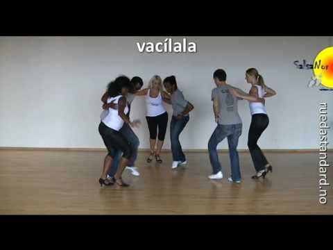 vacílala (rueda de casino figure) - YouTube