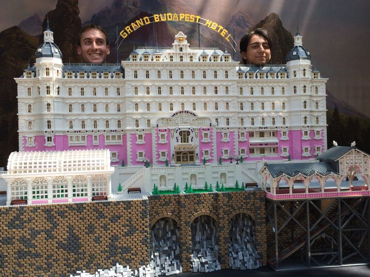 best the grand budapest hotel images grand   grand budapest hotel gets lego remake for home release