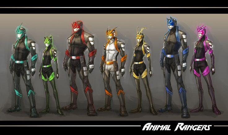 animal rangers