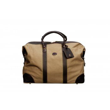 Baron Cassino Country Bag / Holdall // Duffel Bag