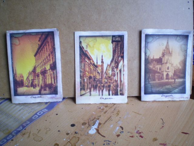 Pohľadnice z Košíc